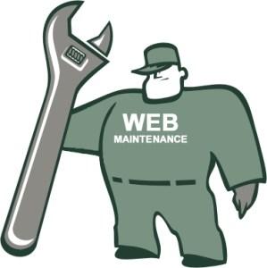 under maintenance internet