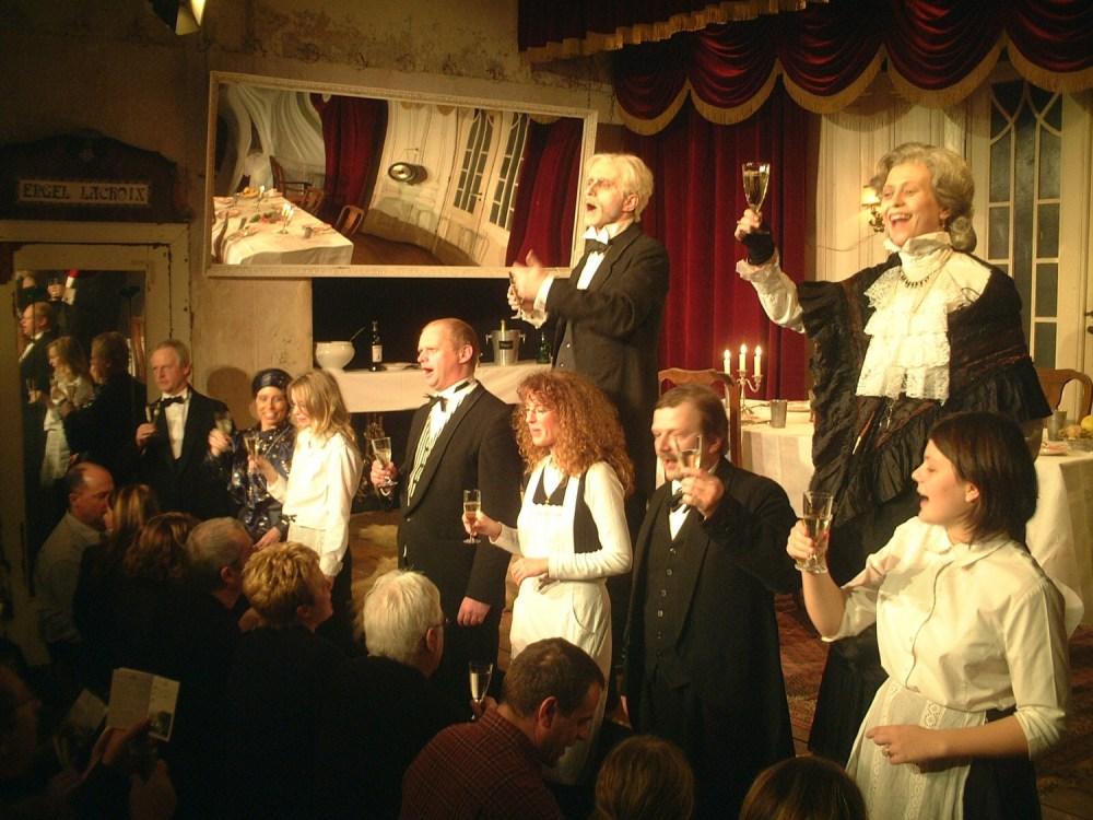 Theater an der Angel Magdeburg