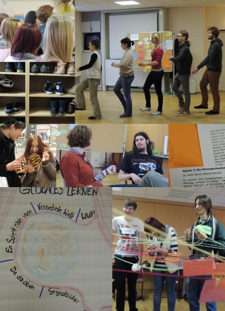 FSJ Kultur Zwischenseminar SG1 Wolmirstedt 2013/2014