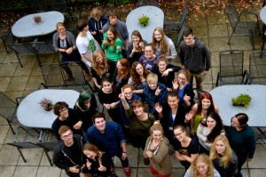 FSJ Kultur Einführungsseminar SG3 Wolmirstedt 2014/2015