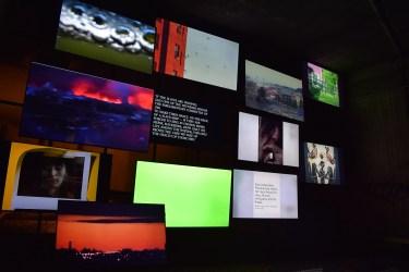 Stille auf der documenta