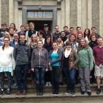 Seminarluft schnuppern in einem verwunschenen Schloss: FSJ Kultur Zwischenseminar SG2 2014/2015 Quetzdölsdorf