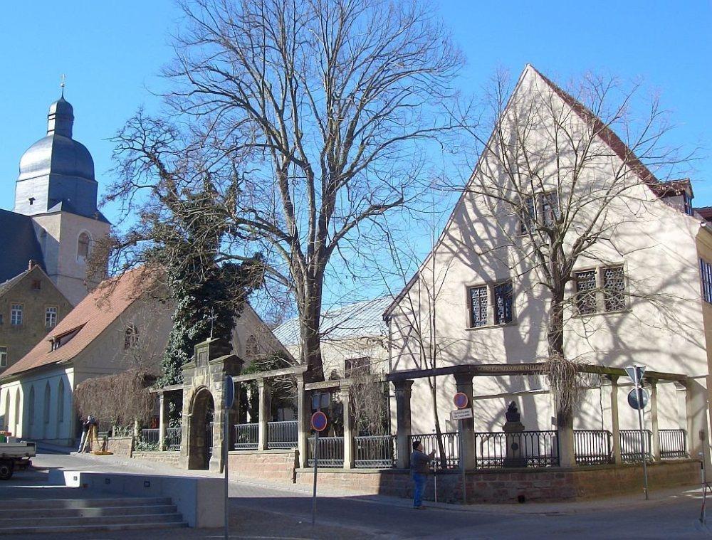 Luther Geburtshaus Eisleben