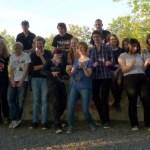 Willkommen in der KULTUR: FSJ Kultur Einführungsseminar SG1 2011/2012 Mansfeld