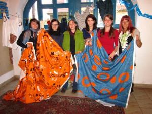 FSJ Kultur Seminar Halle Villa Jühling 2010/2011