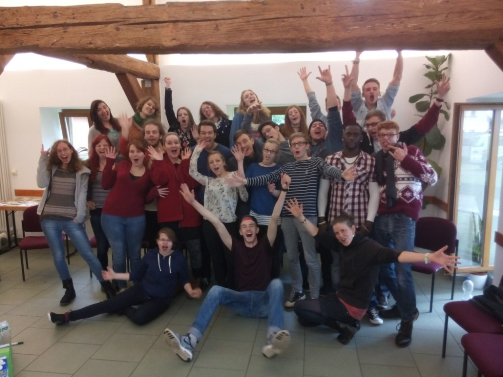FSJ Einführungsseminar SG Gelb Niederndodeleben 2015/2016