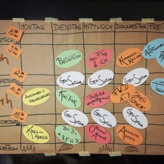 Seminarplan SG Orange