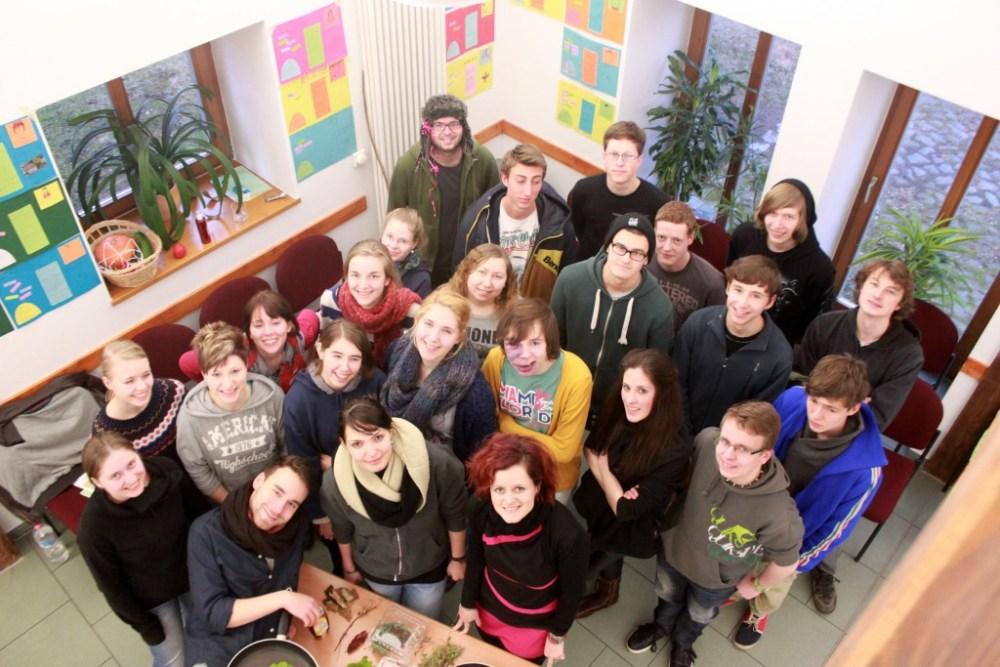 FSJ Kultur Zwischenseminar SG3 Niederndodeleben 2012/2013
