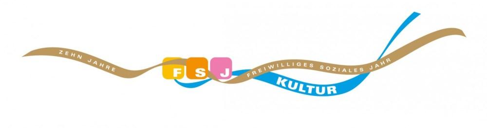 Logo FSJ Kultur Jubiläum