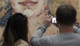 Neue Galerie Besucher_innen