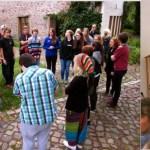 Kulturwölfe in Niederndodeleben: FSJ Kultur Einführungsseminar SG2 2013/2014 Niederndodeleben