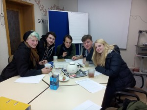 Sprechenden Treffen Magdeburg 2015