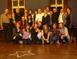 2. Zwischenseminar der SG 1 im Schloss Mansfeld 2010/2011