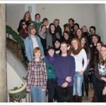 """""""Oh wouldn't it be nice?"""": FSJ Kultur Zwischenseminar SG1 2010/2011 Peseckendorf"""