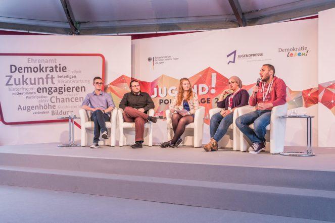 JugendPolitikTage // Forum Frei_Raum Impressionen
