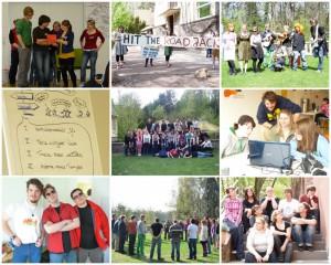 »Rock'n'Roll- Jugend(protest) Kulturen der 50er und 60er Jahre« – das dritte Bildungsseminar der Seminargruppe 2