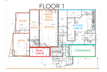 catapult floor plan