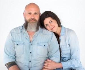 Jon and Sarah Bucklew