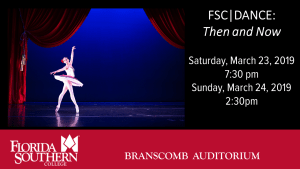 FSC|DANCE: Then and Now @ Branscomb Auditorium - Davis Performing Arts Center |  |  |