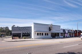 Florida Avenue storefronts