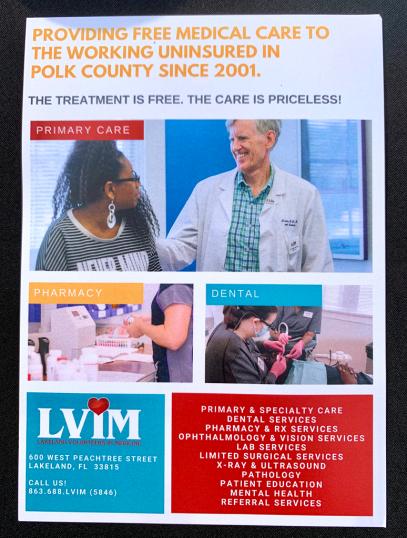 LVIM services