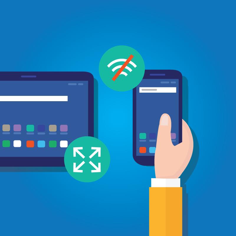 Les progressive web app vs site internet