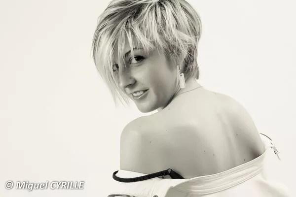6ème - Amandine Portrait