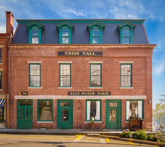 Union Hall, Rockport, Maine