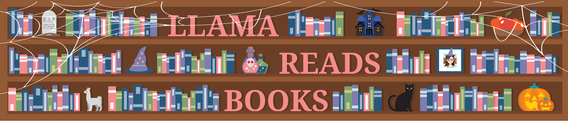 Llama Reads Books