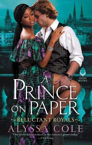 Review: A Prince on Paper – Alyssa Cole