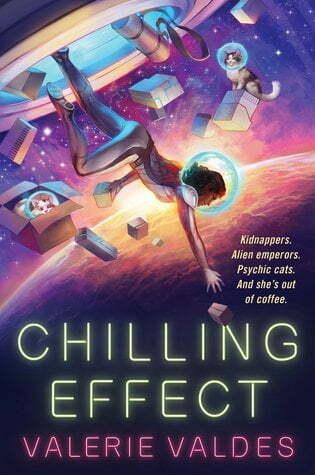 Review: Chilling Effect – Valerie Valdes