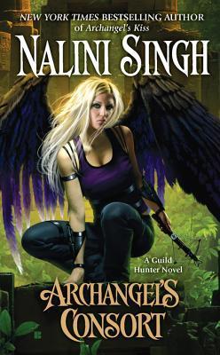 Review: Guild Hunter series part 1 – Nalini Singh