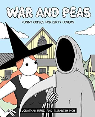 Review: War and Peas –  Jonathan Kunz and Elizabeth Pich