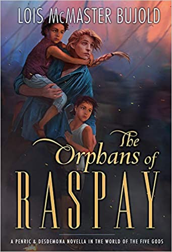 Review: The Orphans of Raspay – Lois McMaster Bujold