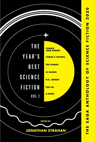 Review: The Year's Best Science Fiction vol.1 – Jonathan Strahan