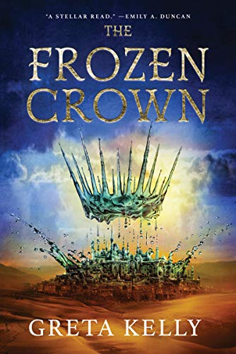 Review: The Frozen Crown – Greta Kelly
