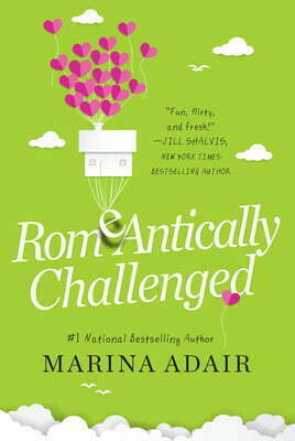 Review: RomeAntically Challenged – Marina Adair