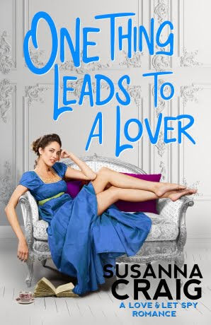 Review: One Thing Leads to a Lover – Susanna Craig
