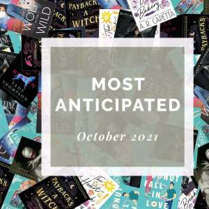 Most Anticipated October 2021