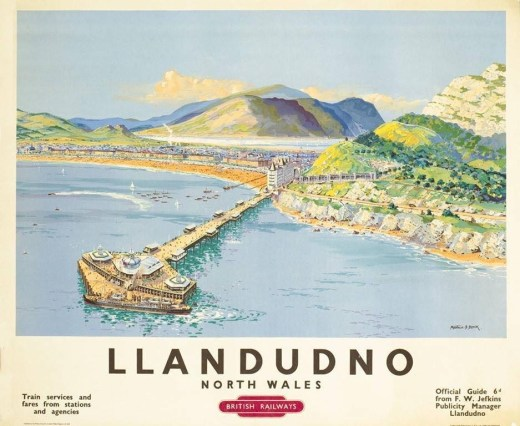 Self Catering Holiday In Llandudno