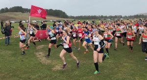 Athletes weather the storm at Welsh Athletics Clubs Cross Country Championships