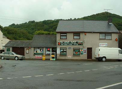 Llanrhystud Post Office Village Shop Newsagents & Off-licence