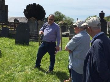Ceredigion Historical Society - Visit to Llanrhystud