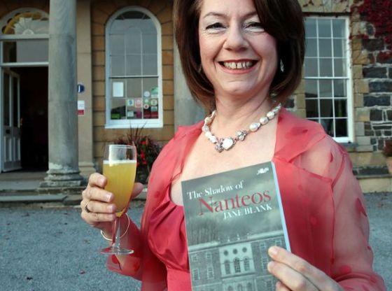 Jane Blank author