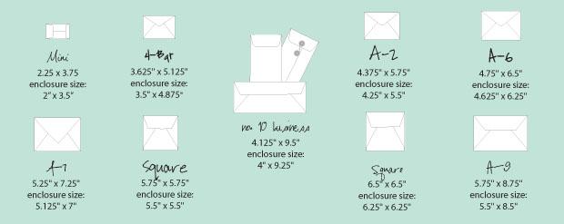 wedding invitation envelope size for 65 wedding invitation response card envelope size