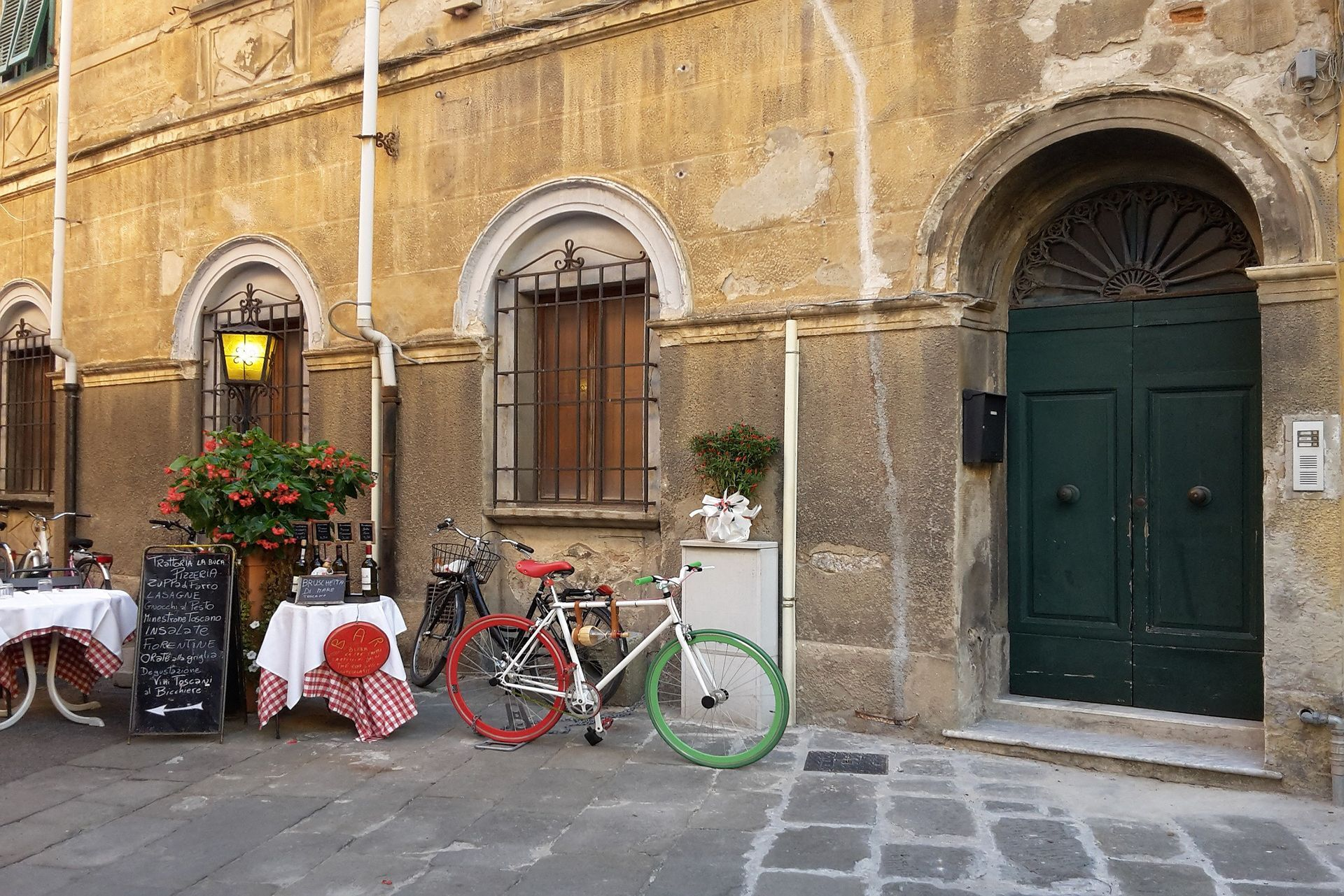 Dónde comer en Pisa