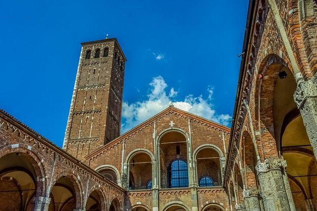 Basílica de Sant Ambroggio