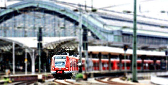 Como llegar al centro de Turín en tren