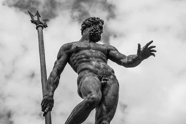 7 secretos de Bolonia: estatua de Neptuno