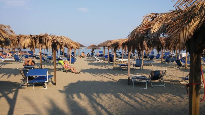 Mejores playas dog-friendly en Italia: bau bau village